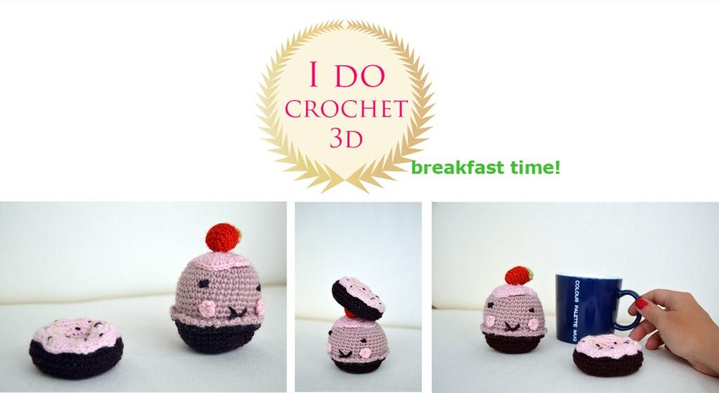 Por fin, primer taller de AMIGURUMI (Crochet en 3D)!!! - I ...