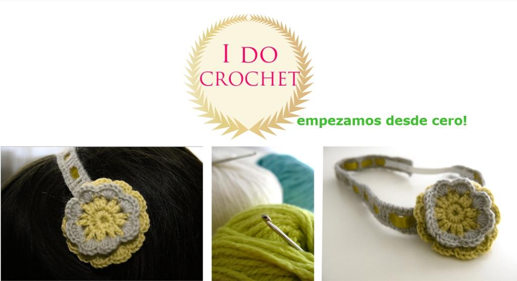 Iniciación crochet