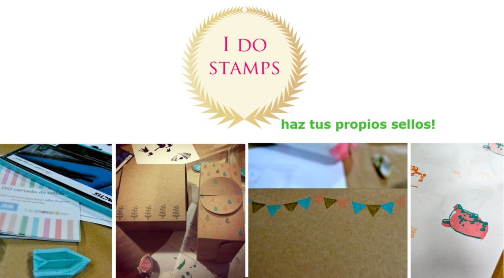 I do stamps taller sellos sevilla