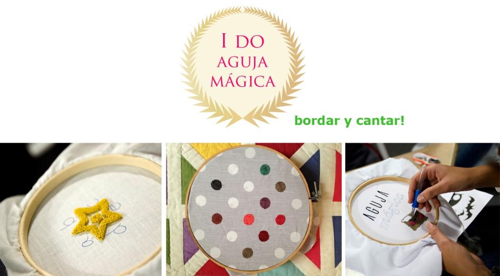 taller bordado aguja mágica