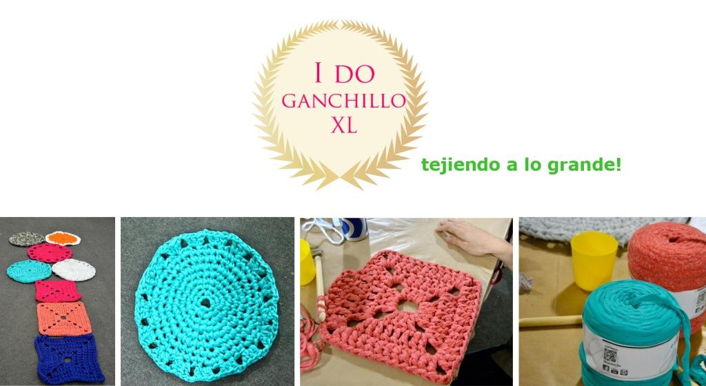 crochet  XL ganchillo