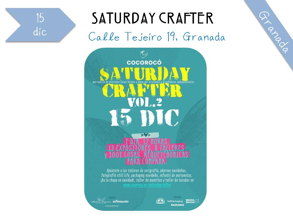 Saturday_crafter_granada